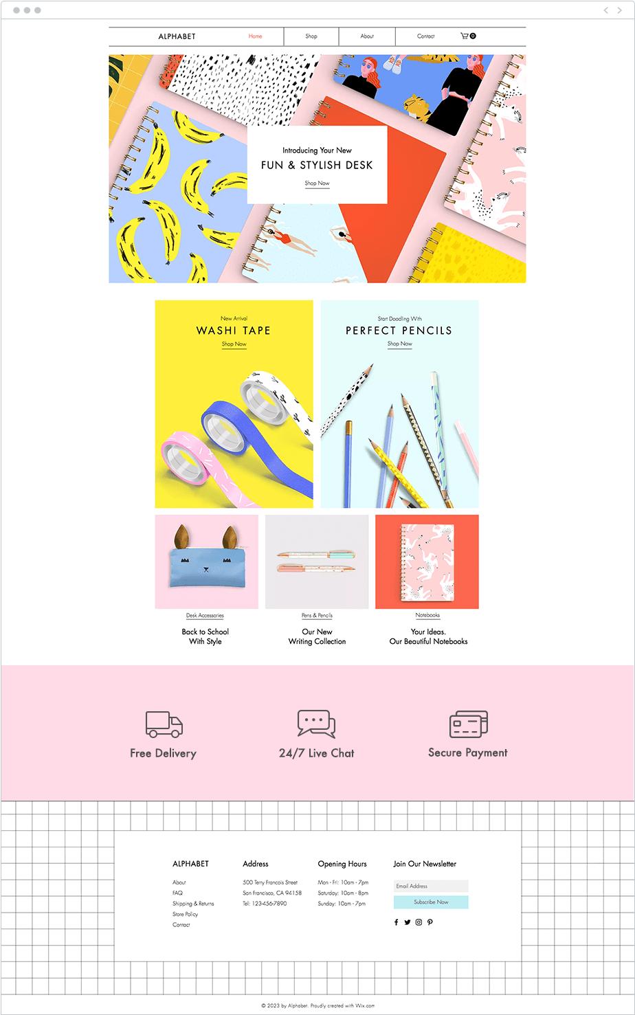 12 Dicas de Web Design para sua Loja Virtual: Categorias