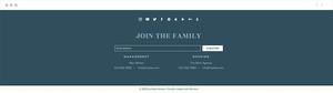 Tek sayfalık bir web sitesi nasıl oluşturulur: zengin altbilgi