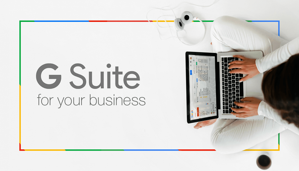 How G Suite Can Help You Manage Your Business