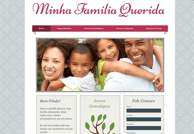Como Criar Um Site Lindo e Significativo Para Homenagear Alguém Especial