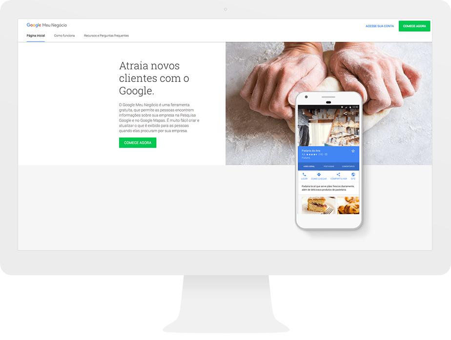 Como Divulgar Seu Site Gratuitamente: Google Meu Negócio