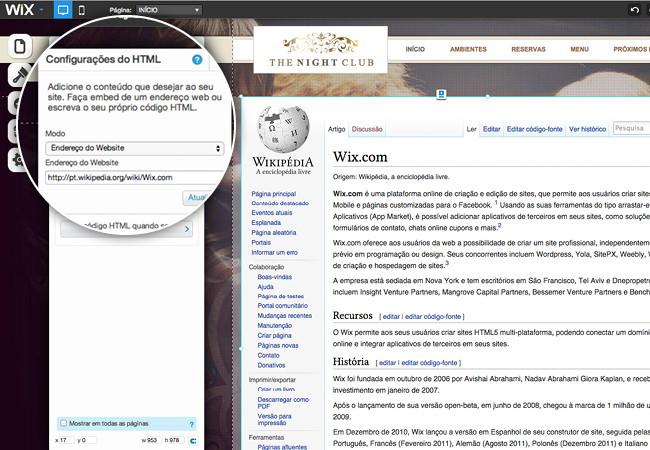 Como Adicionar Códigos HTML Ao Seu Site Wix