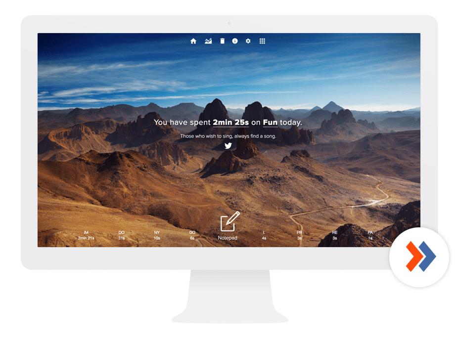 Extensión de Chrome: BeLimitless