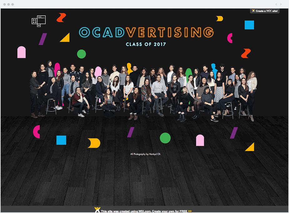 Ocadvertising Class of 2017
