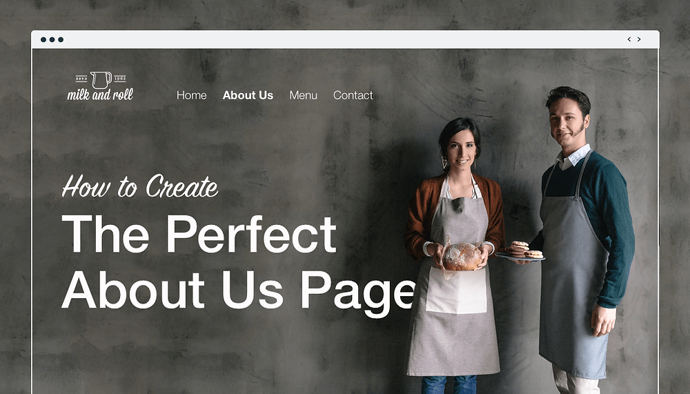 How to Write an About Us Page That Will Hook Your Visitors