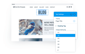 Make your website accessible: mind your site structure
