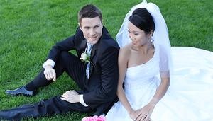 結婚式用ホームページ