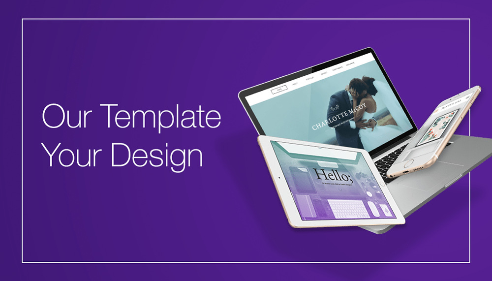 15 gorgeous websites created from 3 Wix templates