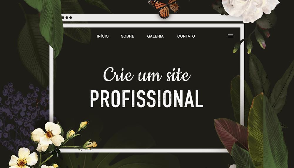 Guia para os Novatos: Como Criar um Site Profissional