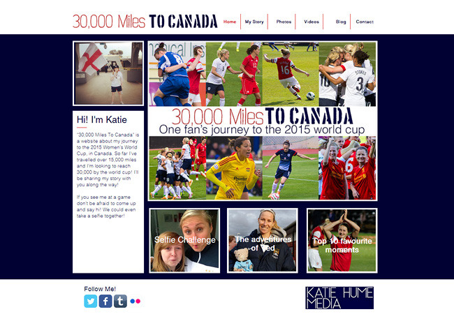 30,000 Miles to Canada