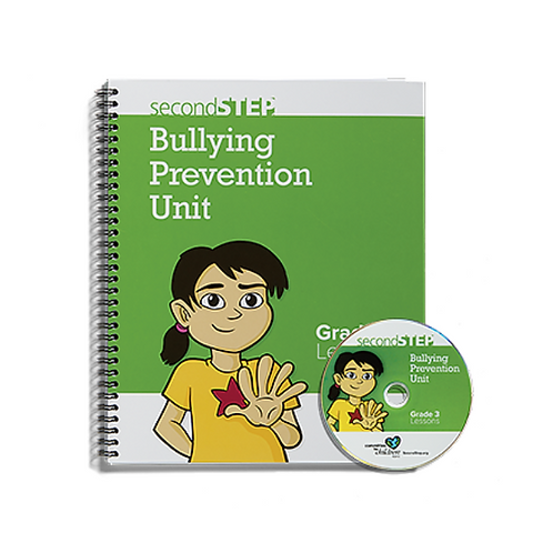 Second Step Bullying Prevention Unit Grade 3