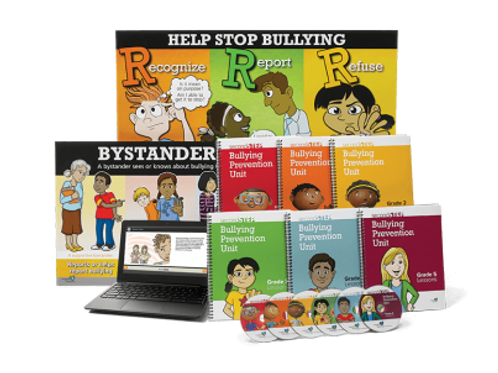 Second Step Bullying Prevention Unit Foundation – Year 5 Bundle