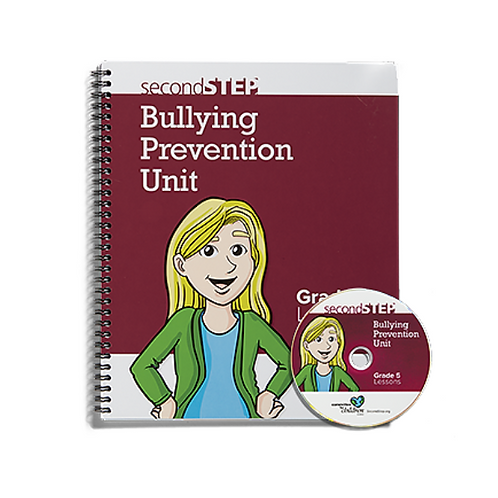 Second Step Bullying Prevention Unit Grade 5