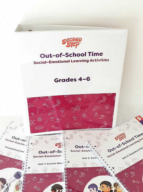 Out-Of-School Time Years 4 - 6 Program