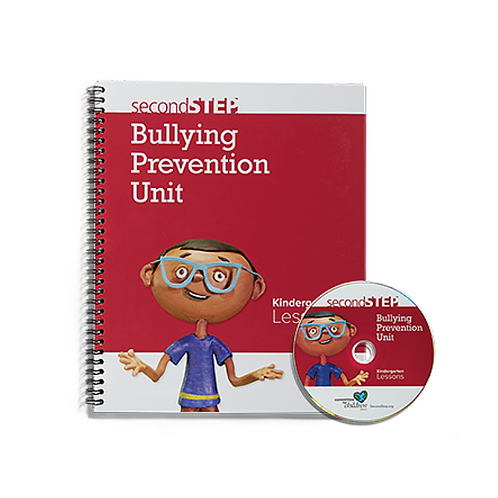 Second Step Bullying Prevention Unit Kindergarten