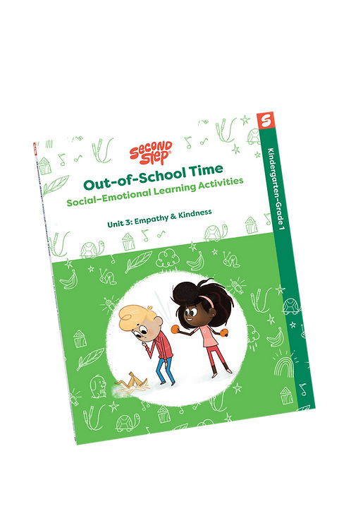 Out-Of-School Time Kindergarten (Foundation Year) - Year 1 Program