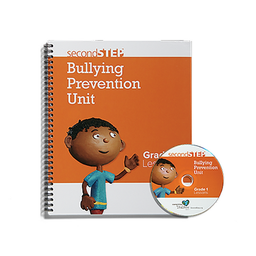 Second Step Bullying Prevention Unit Grade 1