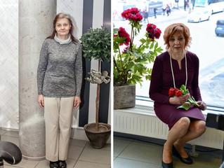 ENNE JA PÄRAST: Iseenda kaotanud naise totaalne muutumine ilma kirurgilise abita