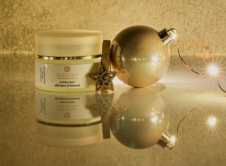 Salinkàri Crema Viso alla Bava di Lumaca 80% 50 ml