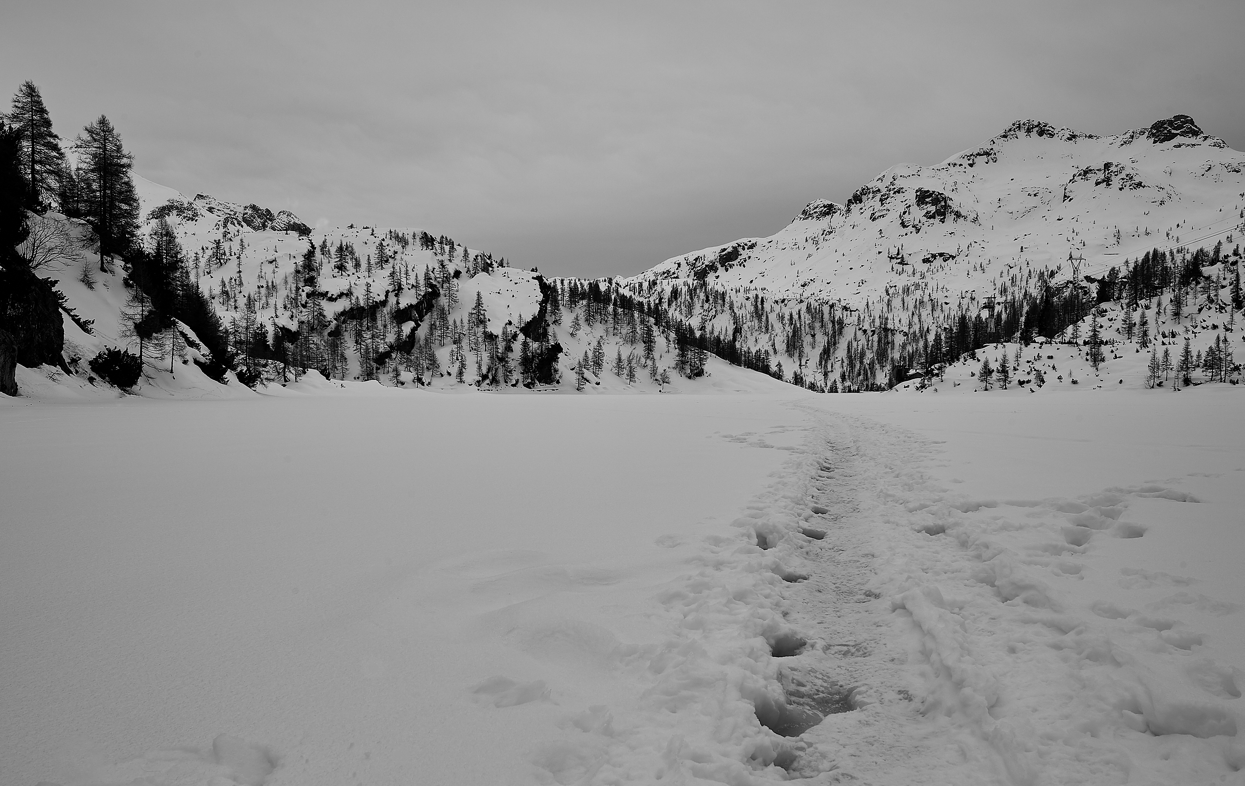 Val Brembana - Lago Marcio