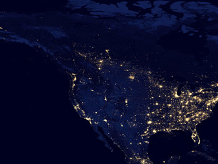 Why intelligent solar powered street lights are great solution for many areas in US, India...