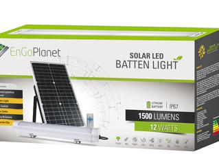 Solar LED Batten Light
