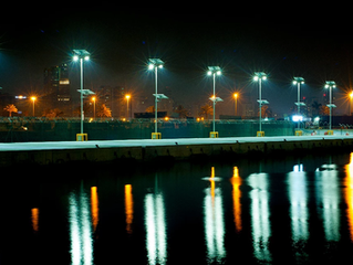 Pictures of Solar Street lights