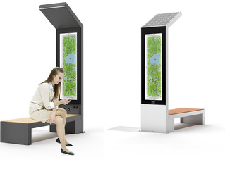 EnGoPlanet Smart Solar Bench Benefits