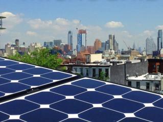 Smart Solar Street Lights key fragment of modern Microgrid