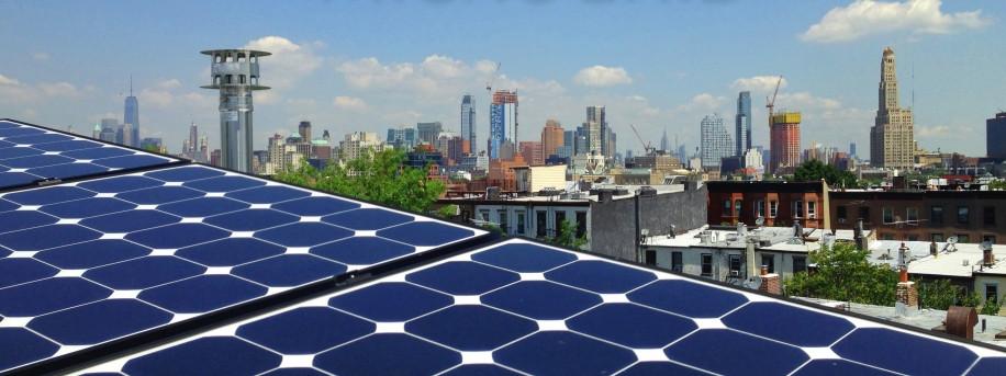 solar panel new york