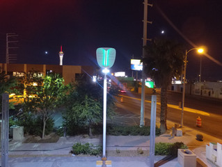 Smart Street Lighting using Zigbee