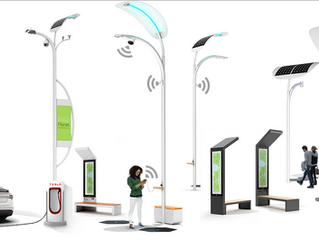 How Africa can benefit from Smart Solar Street Lights?