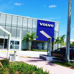 Smart Solar Bench Client: Volvo