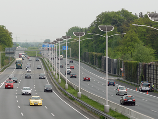 How EnGoPlanet Solar Street Lights can increase safety on roads and highways?