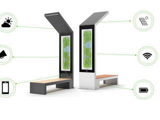 What is the Smart Solar Bench?