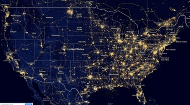 How EnGoPlanet Solar Street Lights Can Increase Safety On Roads - Street light map us