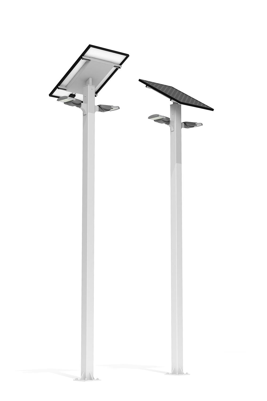 solar street led lighting