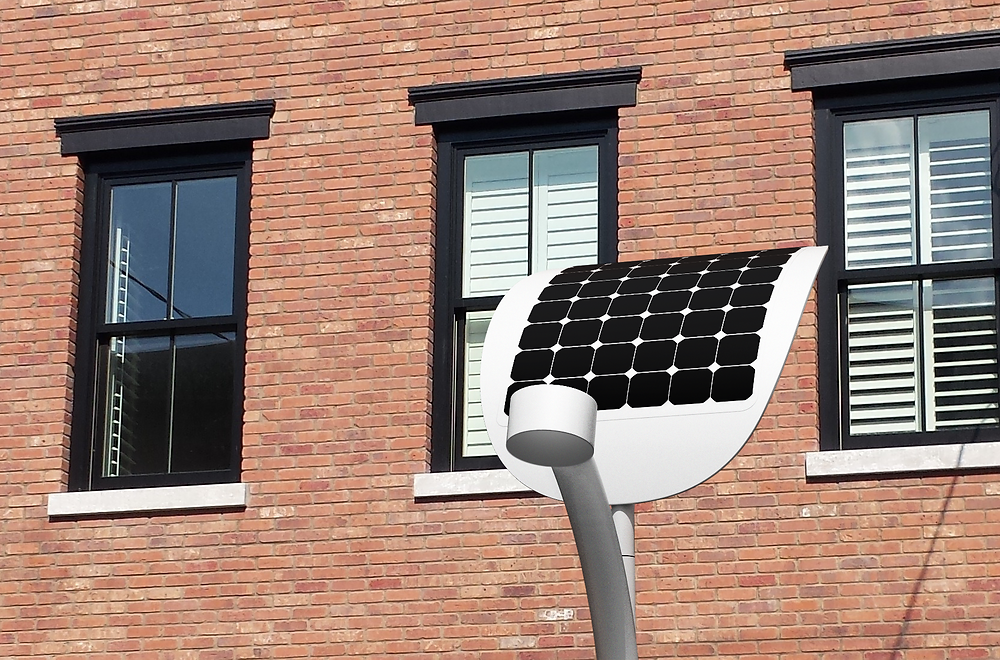 smart solar led street lights