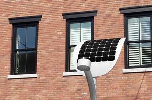 smart solar led street lights