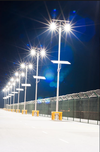 smart solar street lights