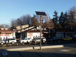 Solar Street Lights: cost effective solution for Africa