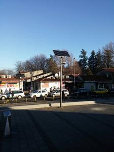 solar street light africa