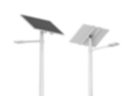 أضواء الشوارع الشمسية