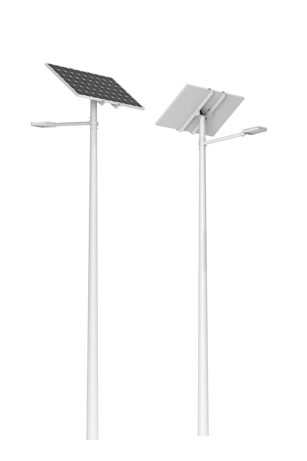 solar led smart pole Saudi Arabia