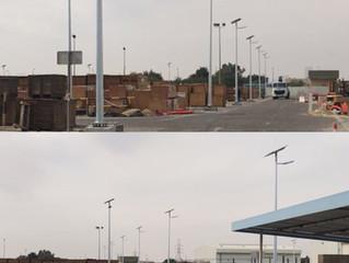 CASE STUDY:Kuwait Oil Company Solar Street Light project