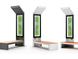What Is a Smart Solar Bench and Why to Consider Using One?