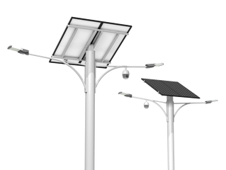 Solar Lighting for Parking Lots increase security of your community