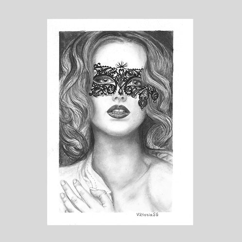 La belle masquée I