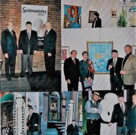 EXHIBITION - SCHIMANSZKY - 2000