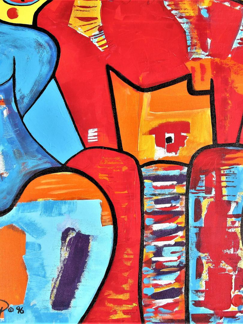 THREE - TORSO -1996